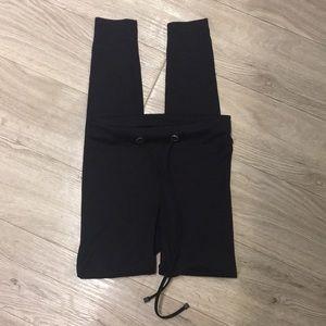 Koral black leggings size xs